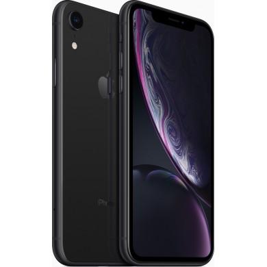 Apple iPhone XR 128GB Black  <strong>Δώρο Βάση Στήριξης Κινητού</strong>