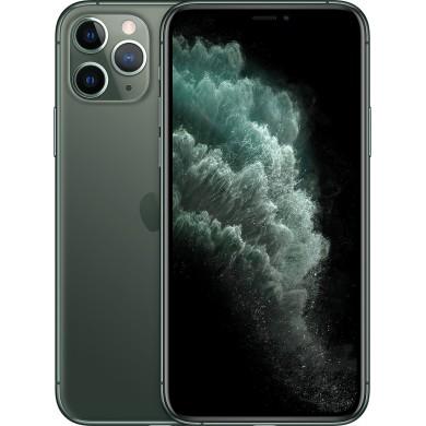 Apple iPhone 11 Pro 256GB Midnight Green <strong>Δώρο Βάση Στήριξης Κινητού</strong>