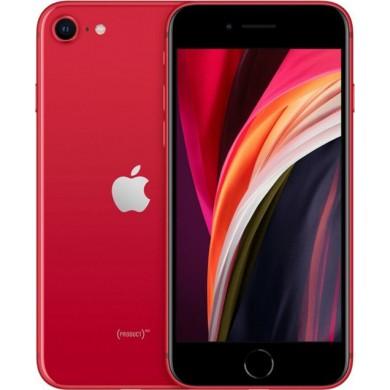 Apple iPhone SE 128GB Red  <strong>Δώρο Βάση Στήριξης Κινητού</strong>