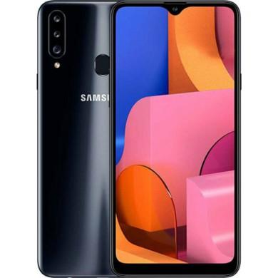 Samsung Galaxy A20s A207 Dual Sim 3GB RAM 32GB Black