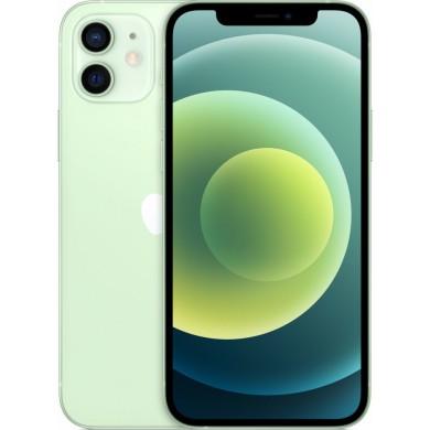 Apple iPhone 12 64GB  Green  <strong>Δώρο Βάση Στήριξης Κινητού</strong>