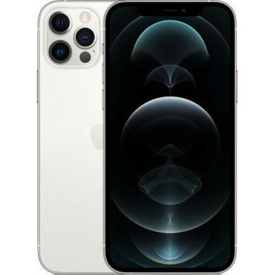 Apple iPhone 12 Pro 128GB Silver <strong>Δώρο Βάση Στήριξης Κινητού</strong>