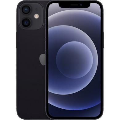 Apple iPhone 12 mini 128GB  Black <strong>Δώρο Βάση Στήριξης Κινητού</strong>
