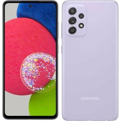 Samsung Galaxy A52s 5G A528 Dual Sim 8GB RAM 256GB Violet EU <strong>Δώρο Βάση Στήριξης Κινητού</strong>