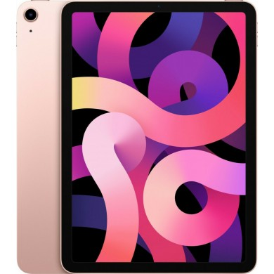 "Apple iPad 10.9"" Air 2020 256GB Wi-Fi Rose Gold EU <strong>Δώρο Βάση Στήριξης Tablet</strong>"