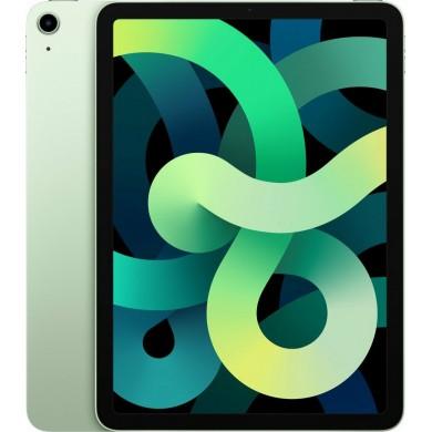 "Apple iPad Air 10.9"" 2020 64GB WiFi + Cellular Green EU <strong>Δώρο Βάση Στήριξης Tablet</strong>"