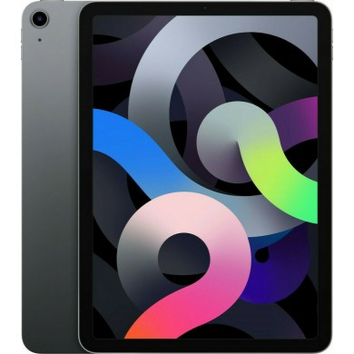 "Apple iPad Air 10.9"" 2020 256GB WiFi + Cellular Space Grey EU <strong>Δώρο Βάση Στήριξης Tablet</strong>"